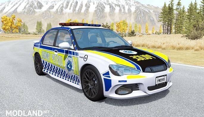 Hirochi Sunburst Australian Police v 0.2.1 [0.15.0]